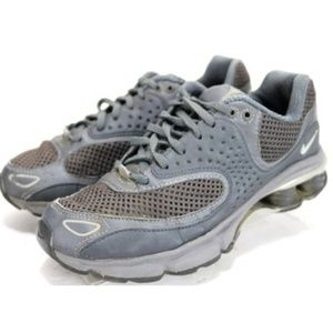 Nike Shox Women's Running Shoes Size 7.5 Gray